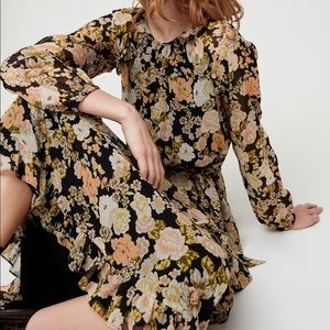 Aritzia Verbenna Dress by Little Moon